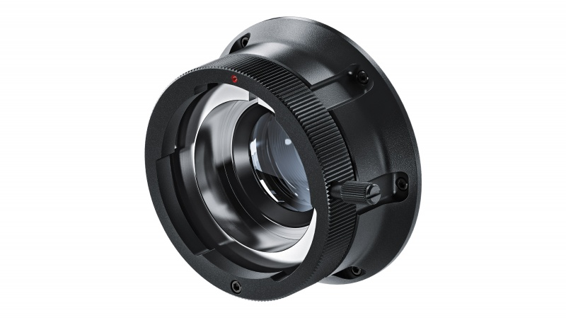 Blackmagic URSA Mini B4 Mount байонет