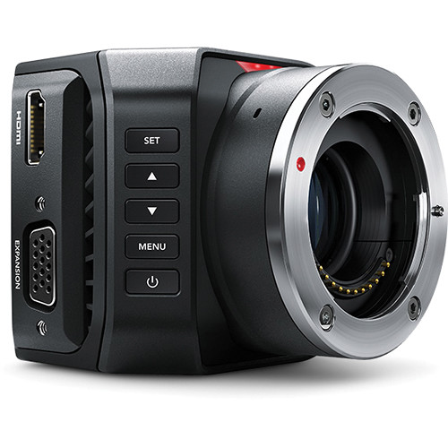 Blackmagic Micro Studio Camera 4K видеокамера
