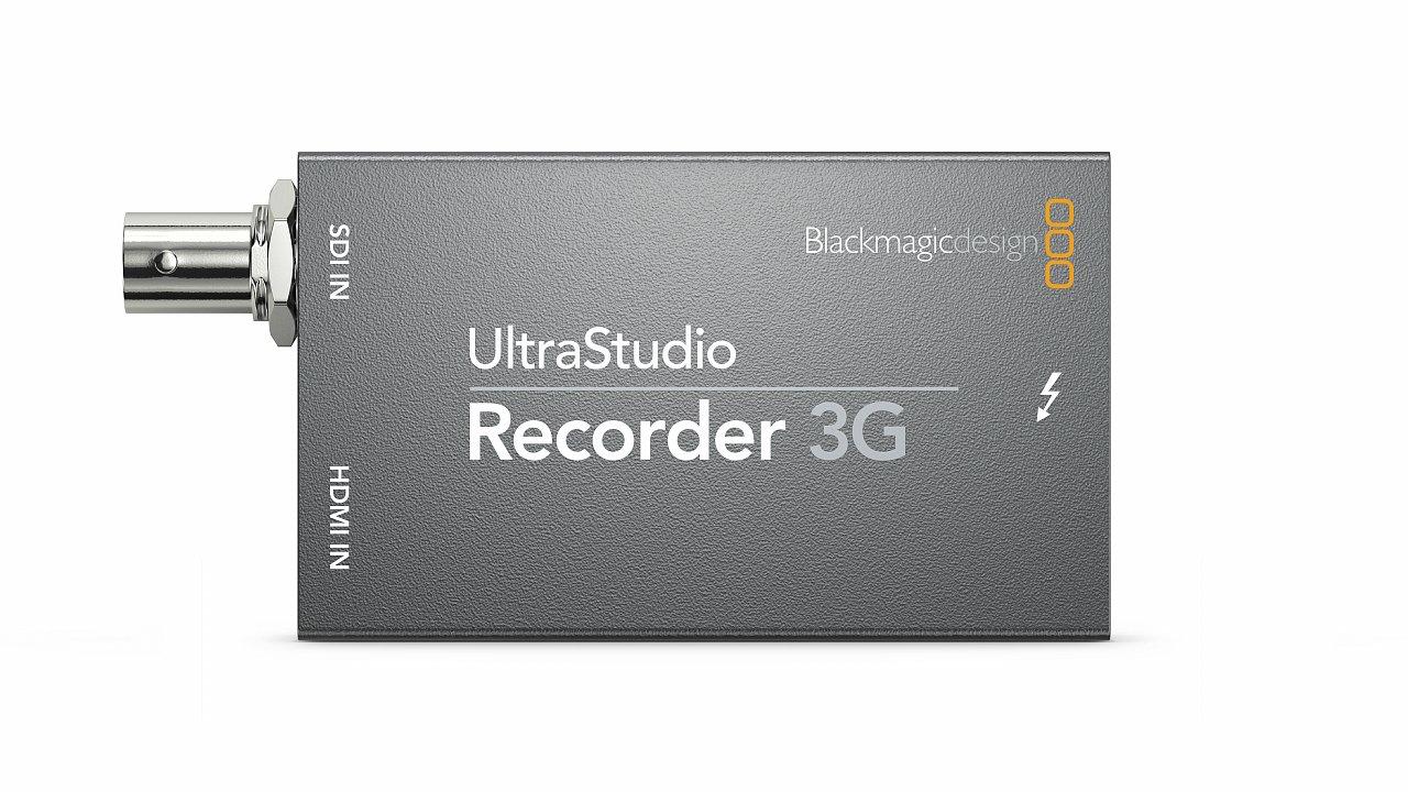 UltraStudio Recorder 3G Карта захвата видео