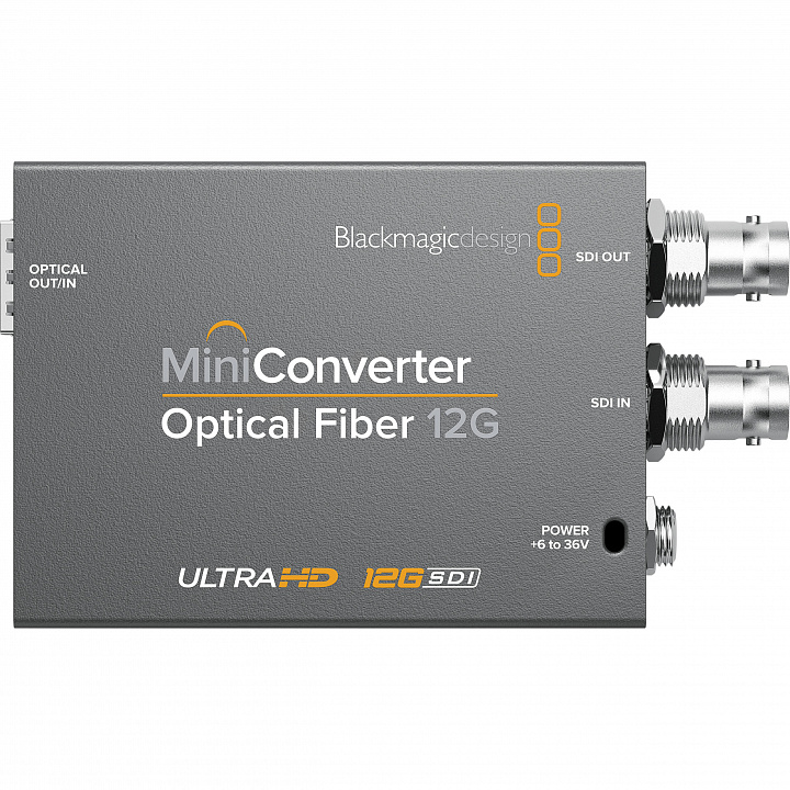 Mini Converter Optical Fiber 12G мини конвертер